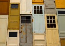 doors Στοκ Εικόνα
