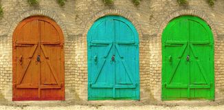 Doors Stock Photos