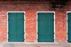 Doors. Stock Photo