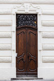 Doors of a building, Vienna Royalty Free Stock Photos