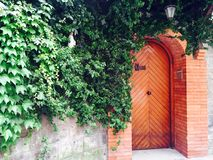 Doors of Capri, Italy Stock Photography