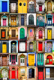 Doors Royalty Free Stock Photo