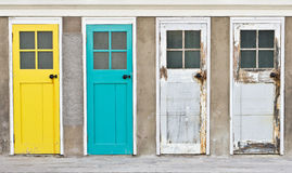 Doors Royalty Free Stock Photos