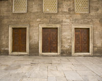 Doors doors doors Stock Photography