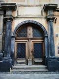 The doors Royalty Free Stock Photo