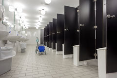 Free Doors From Toilets Royalty Free Stock Photography - 68519317