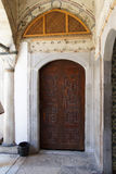 Doors of the harem Stock Photography