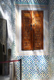 Doors of the harem Royalty Free Stock Photography