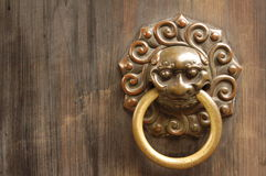 Doors and Knobs Royalty Free Stock Photography