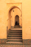 Doors in Meknes, Morocco Stock Photos