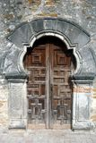 Doors Of Mission Espada Stock Image
