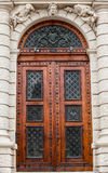 Doors of Museum of Art History Royalty Free Stock Images