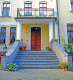 doors old stairs Στοκ φωτογραφία με δικαίωμα ελεύθερης χρήσης
