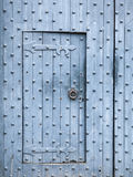 Doors. Open door in a Victorian door Royalty Free Stock Photo