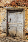 The doors of Greece Stock Image