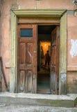 Doors of Pyatigorsk Royalty Free Stock Images