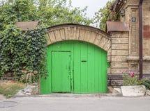Doors of Pyatigorsk Royalty Free Stock Photo