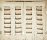 Doors shutters textured wooden stone house old stock photos