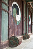 Doors, South Korea Stock Photography