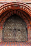 Doors of St Anne's Church Royalty Free Stock Photos