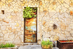 Doors of Tel Aviv Stock Image