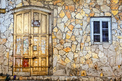 Doors of Tel Aviv Royalty Free Stock Images