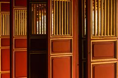 Temple Doors royalty free stock photography