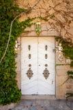 Doors of Valldemossa Royalty Free Stock Photos