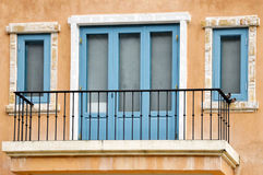 Doors and windows Royalty Free Stock Image