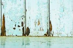 Doorstaan hout Stock Foto's