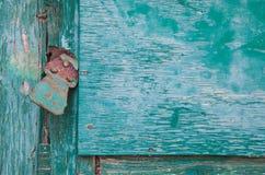 Doorstaan hout Royalty-vrije Stock Afbeelding
