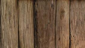 Doorstaan spitted houten textuur met korreltextuur in uitstekend varkenskot Royalty-vrije Stock Afbeeldingen
