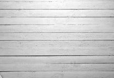 Doorstaan wit hout Stock Afbeelding