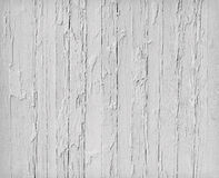 Doorstaan wit hout Royalty-vrije Stock Afbeeldingen