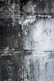 Doorstane concrete muurtextuur Stock Afbeeldingen