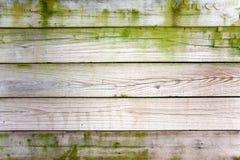 Doorstane houten omheining stock afbeeldingen