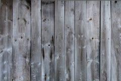 Doorstane houten planken Royalty-vrije Stock Afbeeldingen