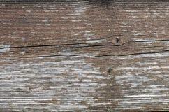 Doorstane houten textuur Stock Afbeeldingen