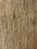 Doorstane houten textuur als achtergrond Stock Afbeeldingen
