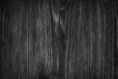Doorstane schuur houten achtergrond, Zwart-witte kleur Monochrom Stock Foto