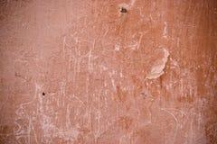 Doorstane, versleten de oppervlaktetextuur van de cementsteen Royalty-vrije Stock Foto