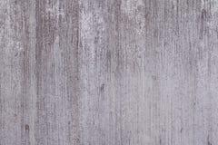 Doorstane Witte Muur stock fotografie
