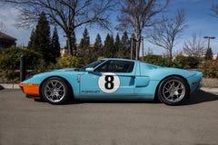 Doorwaadbare plaats GT Stock Fotografie