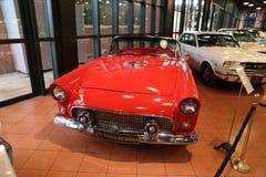 1956 Doorwaadbare plaats Thunderbird Royalty-vrije Stock Afbeeldingen