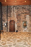 Doorway. Royalty Free Stock Photo