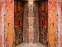 Doorway abstract Stock Images