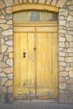 Doorway, Antibes, France Stock Photography