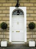 Doorway in Bath. Georgian front door in Bath, England Royalty Free Stock Photography
