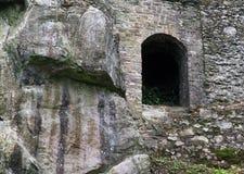 Doorway At Blarney Castle Ireland. Doorway or entry at Blarney Castle County Cork Ireland Royalty Free Stock Photos