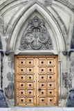 The doorway of the East Block, Parliament Buildings Royalty Free Stock Image